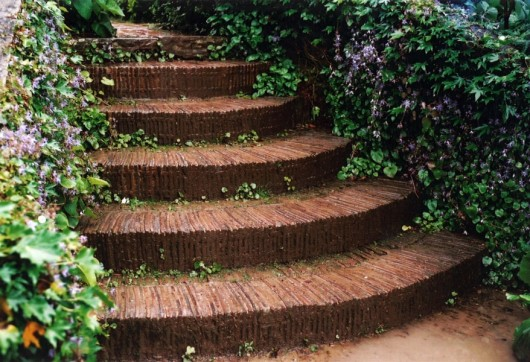 Hard landscaping and materials in garden design