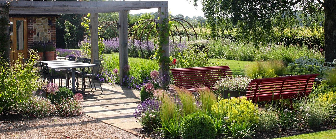 Garden Designer in Kent